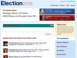 Twitter 2008
